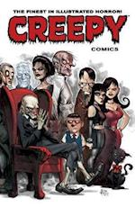 Creepy Comics 1 af Michael Woods, Neil Kleid, Jason Shawn Alexander