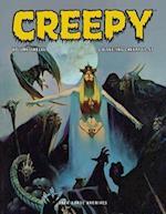 Creepy Archives 12 af Doug Moench, John Jacobson, Jack Butterworth