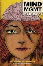 Mind Mgmt 1 af Matt Kindt