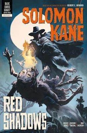 Solomon Kane 3 af Rahsan Ekedal, Dan Jackson, Bruce Jones