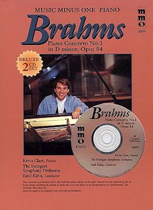 Brahms Piano Concerto No. 1 in D Minor, Opus 54 af Johannes Brahms
