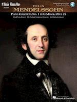 Mendelssohn Piano Concerto No. 1 in G Minor, Opus 25 af Felix Mendelssohn