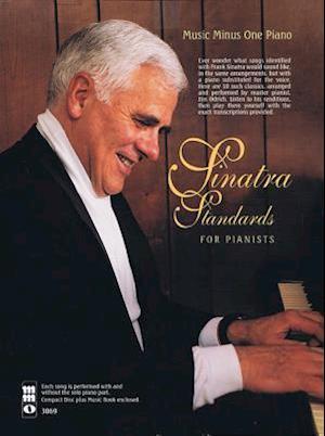 Bog, hardback Sinatra Standards for Pianists
