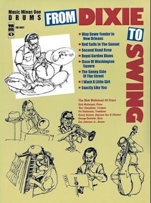 Bog, hardback From Dixie to Swing