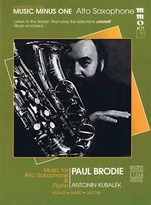 Bog, hardback Advanced Alto Saxophone Solos - Volume 3