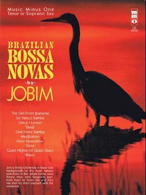 Bog, hardback Antonio Carlos Jobim - Brazilian Bossa Novas