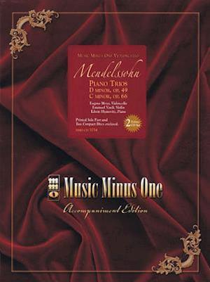 Bog, hardback Mendelssohn - Piano Trios