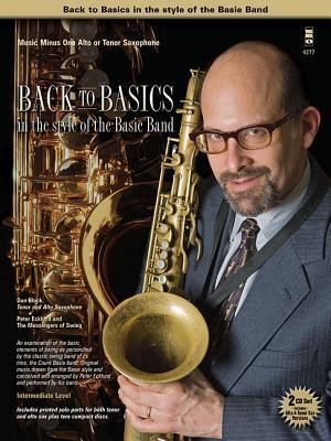 Bog, hardback Back to Basics in the Style of the Basie Band
