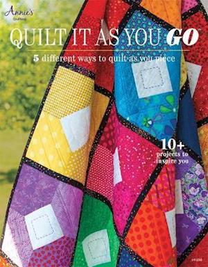 Quilt it as You Go af Annie's