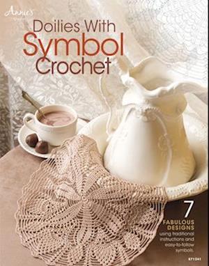 Doilies with Symbol Crochet af Annie's
