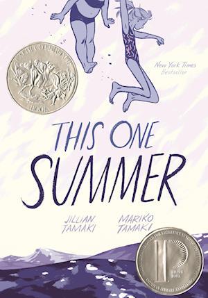 This One Summer af Jillian Tamaki