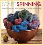 Start Spinning af Maggie Casey