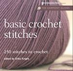 Basic Crochet Stitches (Harmony Guides)