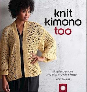 Knit Kimono Too af Vicki Square