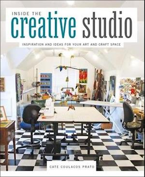 Inside the Creative Studio af Cate Coulacos Prato