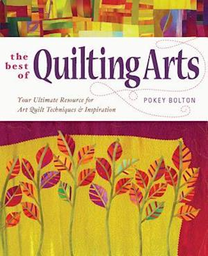 The Best of Quilting Arts af Pokey Bolton