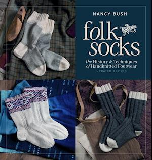 Folk Socks af Nancy Bush