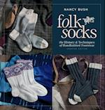 Folk Socks af Nancy Bush