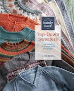 The Knitter's Handy Book of Top-Down Sweaters af Ann Budd