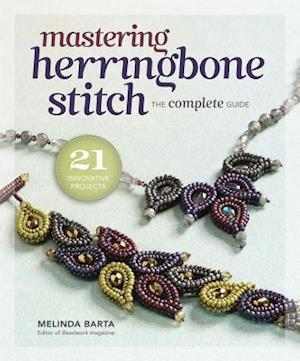 Mastering Herringbone Stitch af Melinda Barta