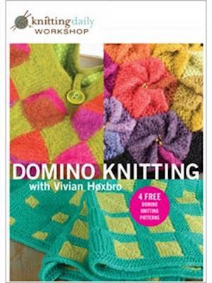 Domino Knitting with Vivian Hoxbro af Vivian Hoxbro
