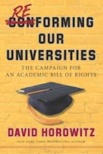 Reforming Our Universities af David Horowitz