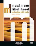 Maximum Likelihood Estimation with Stata af William Gould, Brian Poi, Jeffrey Pitblado