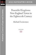 Peaceable Kingdoms af Michael Zuckerman