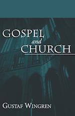 Gospel and Church af Gustaf Wingren