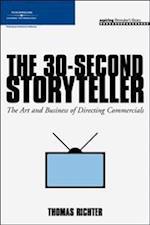 The 30-second Storyteller af Thomas Richter