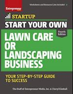Start Your Own Lawn Care or Landscaping Business (START UP)