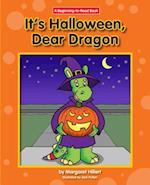 It's Halloween, Dear Dragon (Beginning to Read)