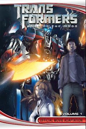 Transformers: Dark of the Moon 1 af John Barber, Jorge Jimenez Moreno