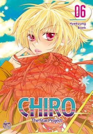 Bog, paperback Chiro 6 af HyeKyung Baek