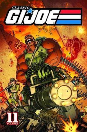 Classic G.I. Joe 11 af John Statema, Larry Hama, Lee Weeks