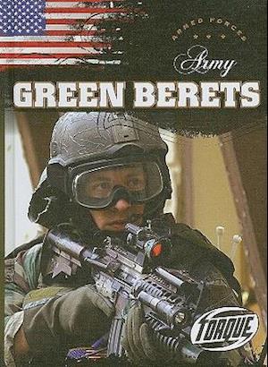 Bog, hardback Army Green Berets af Jack David