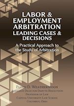 Labor & Employment Arbitration