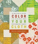 Color Your Cloth af Malka Dubrawsky