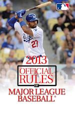 Official Rules of Major League Baseball 2013 af Triumph Books