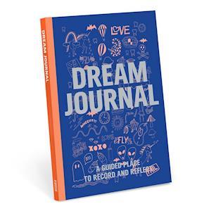 Knock Knock Dream Journal af Knock Knock