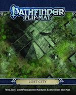 Pathfinder Flipmat Lost City