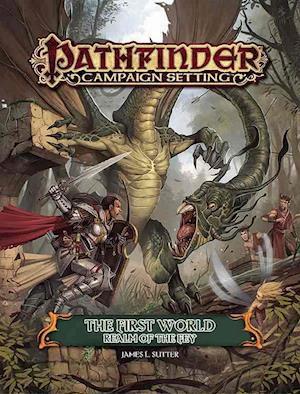 Bog, paperback Pathfinder Campaign Setting af James L. Sutter