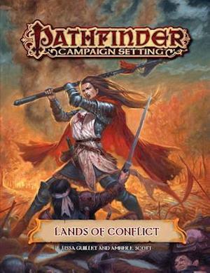Bog, paperback Pathfinder Campaign Setting af Amber E. Scott