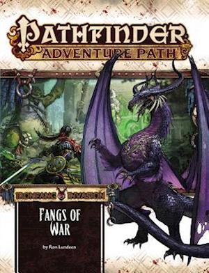 Bog, paperback Pathfinder Adventure Path af Ron Lundeen