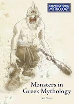 Monsters in Greek Mythology (Library of Greek Mythology)