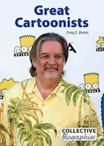 Great Cartoonists (Collective Biographies)