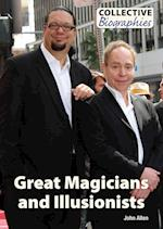 Great Magicians and Illusionists (Collective Biographies)