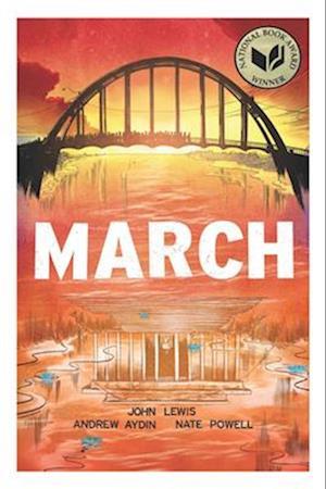 March (Trilogy Slipcase Set) af John Lewis, Andrew Aydin