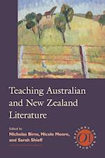 Teaching Australian and New Zealand Literature (Options for Teaching (Paperback), nr. 40)