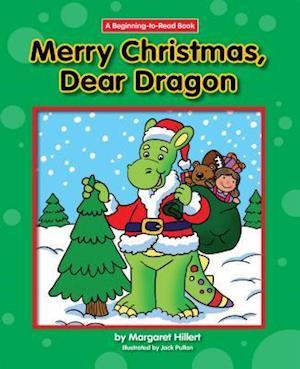 Bog, paperback Merry Christmas, Dear Dragon af Margaret Hillert